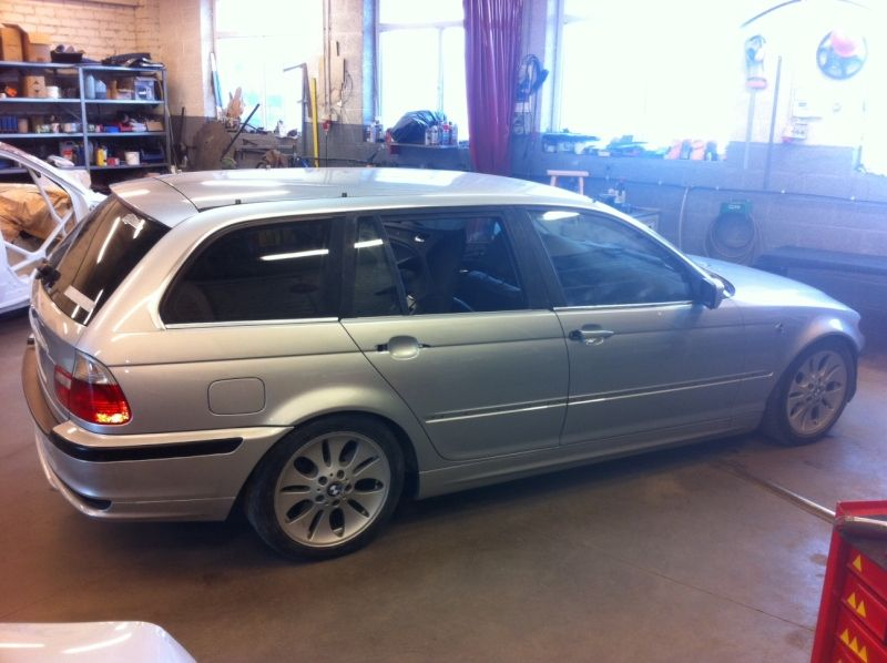 BMW wheel style 56
