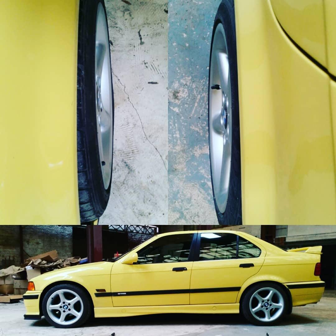 bmw style 18 wheels