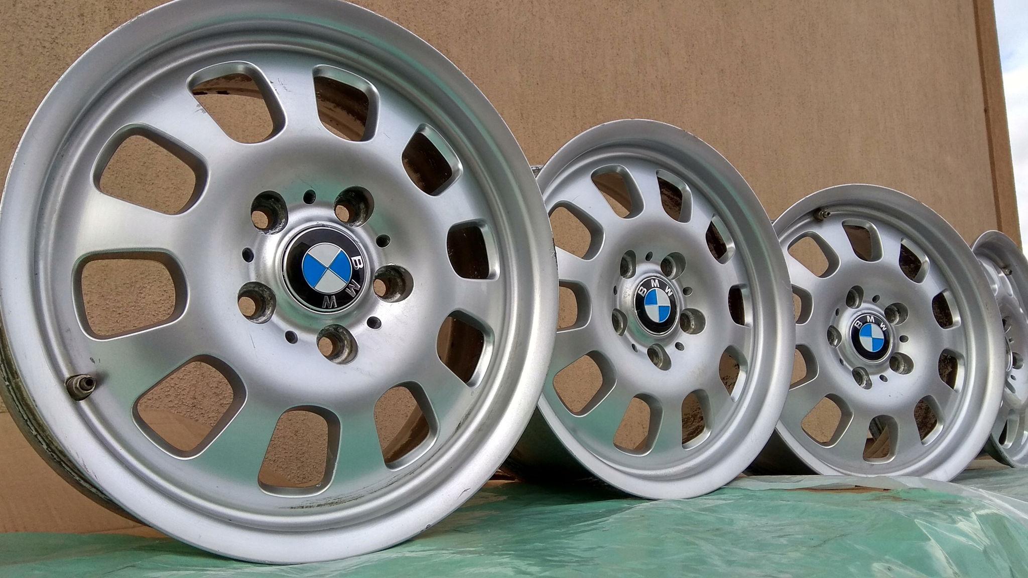 bmw style 46 wheels