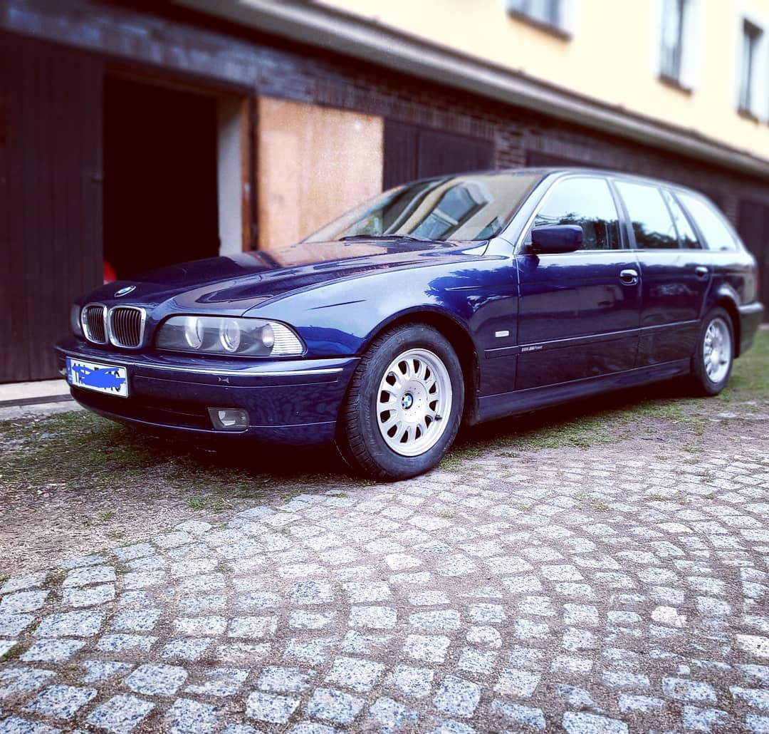 BMW Style 31 wheels on 5 series e39 model