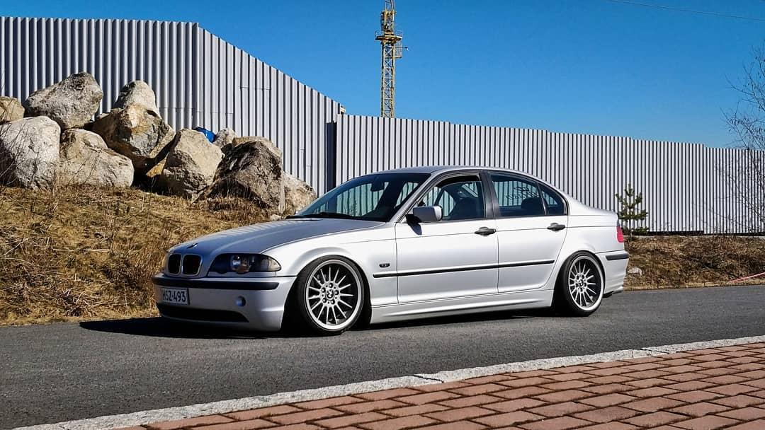 BMW wheels style 32 e46