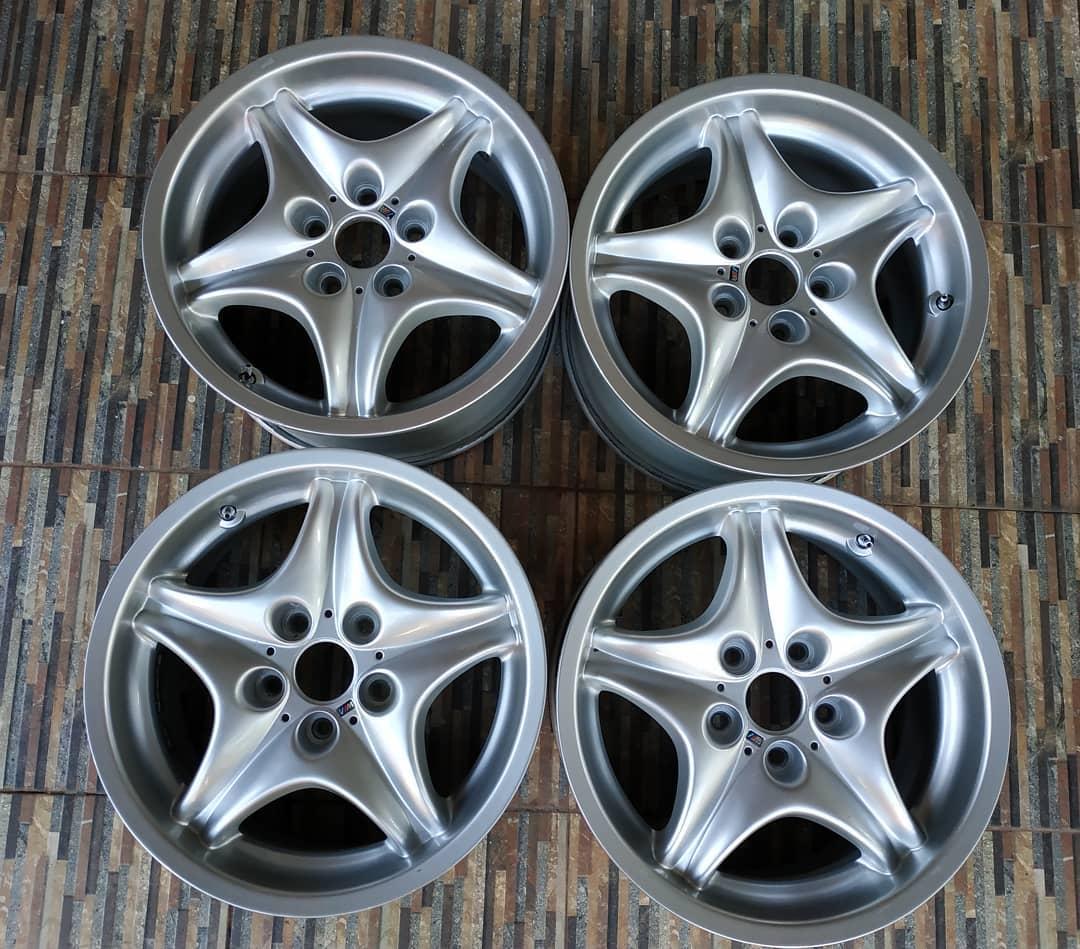 bmw style 40 wheels