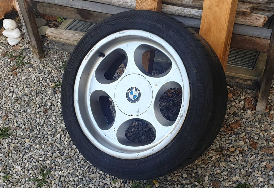 Bmw style 26 wheels