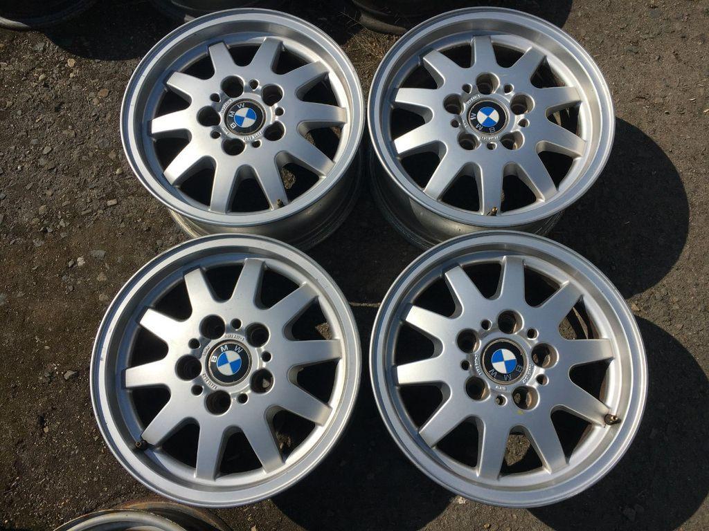 Bmw style 27 wheels