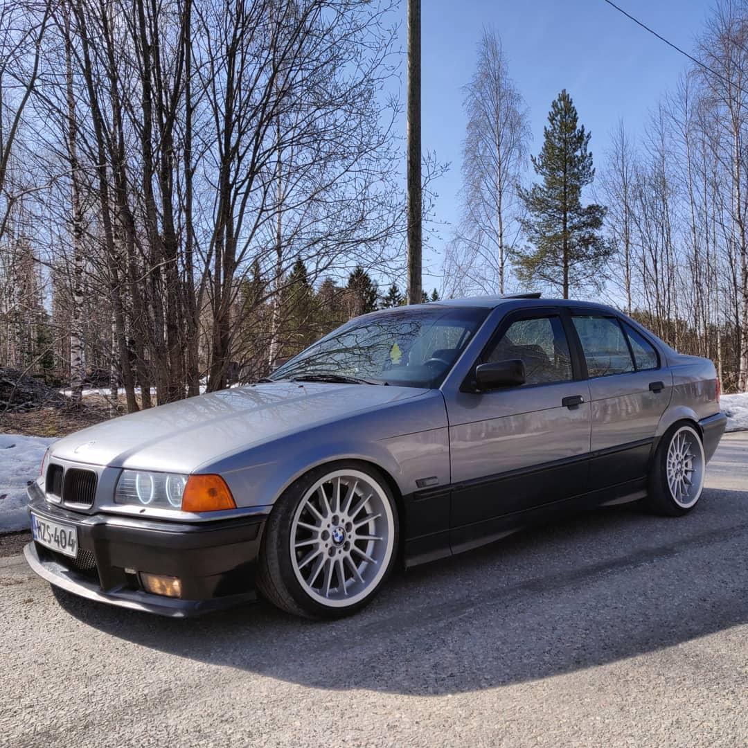 e36 BMW wheels style 32