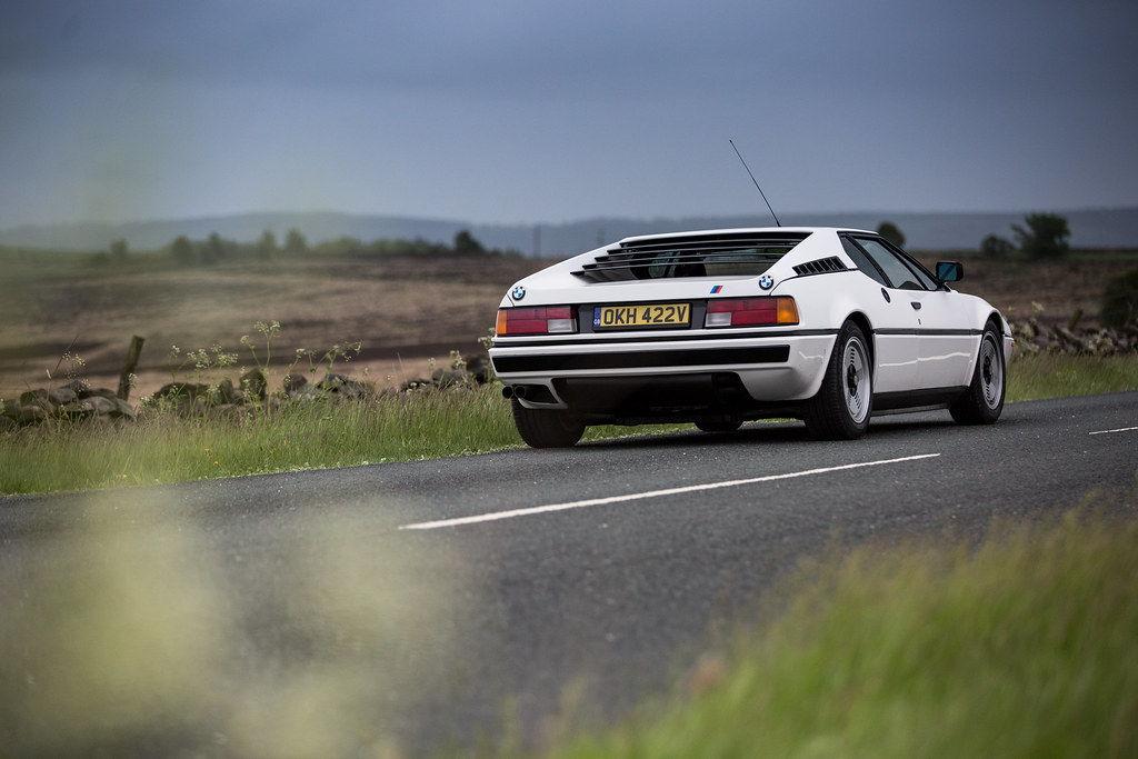 BMW M1 TRX campagnolo